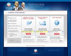 Obama Social Media